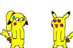 Zero-Suit Pikachu