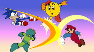 Cartoon Smash Bros