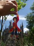 Harry Potter Paper Child by LindyArt