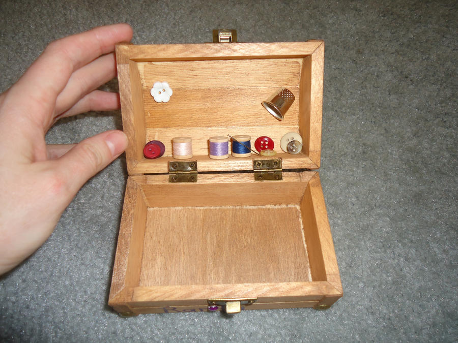 Rarity box - inside look by LindyArt