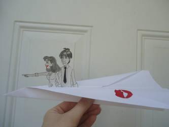 Papercouple by LindyArt