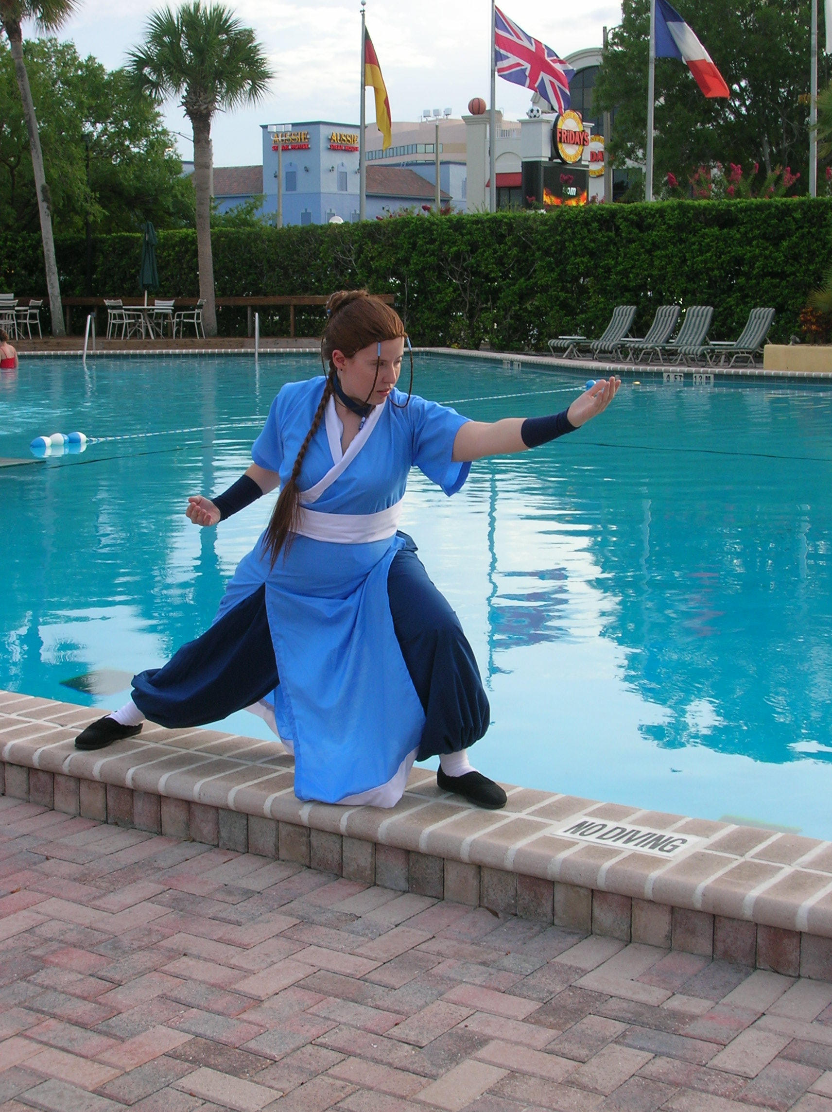 Katara cosplay by LindyArt
