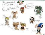 Bunnies of the Caribbean