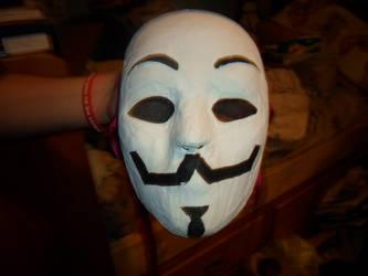 Guy Fawkes by xXxEnXx