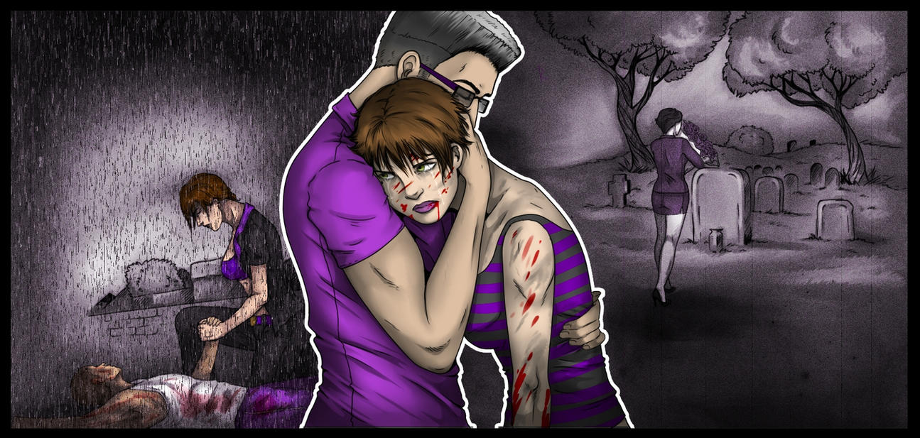 SAints Row: Cry For Me, Baby By Lunauta On DeviantArt