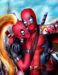 Deadpool couple