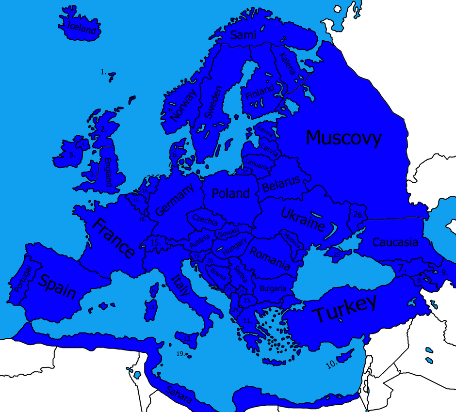 United States of Europe Concept Map by TomyTube733 on DeviantArt