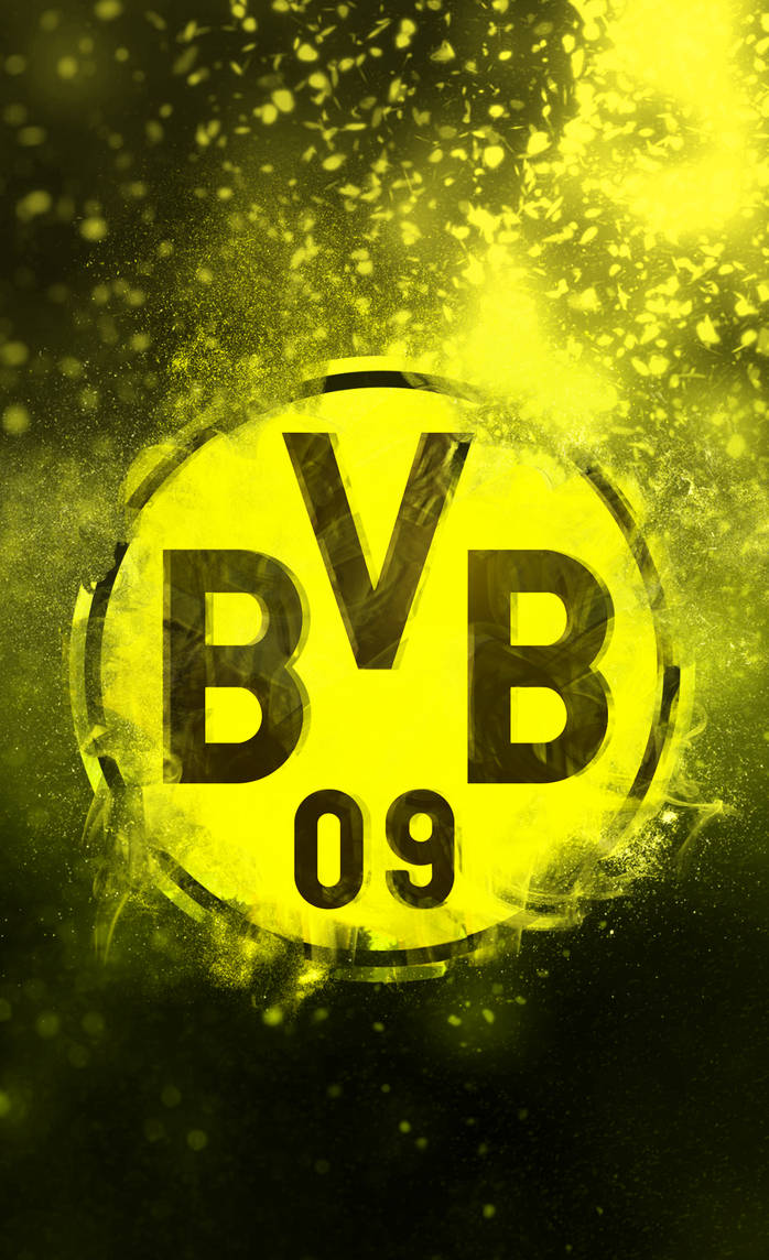 BVB logo mobile wallpaper by Adik1910 on DeviantArt