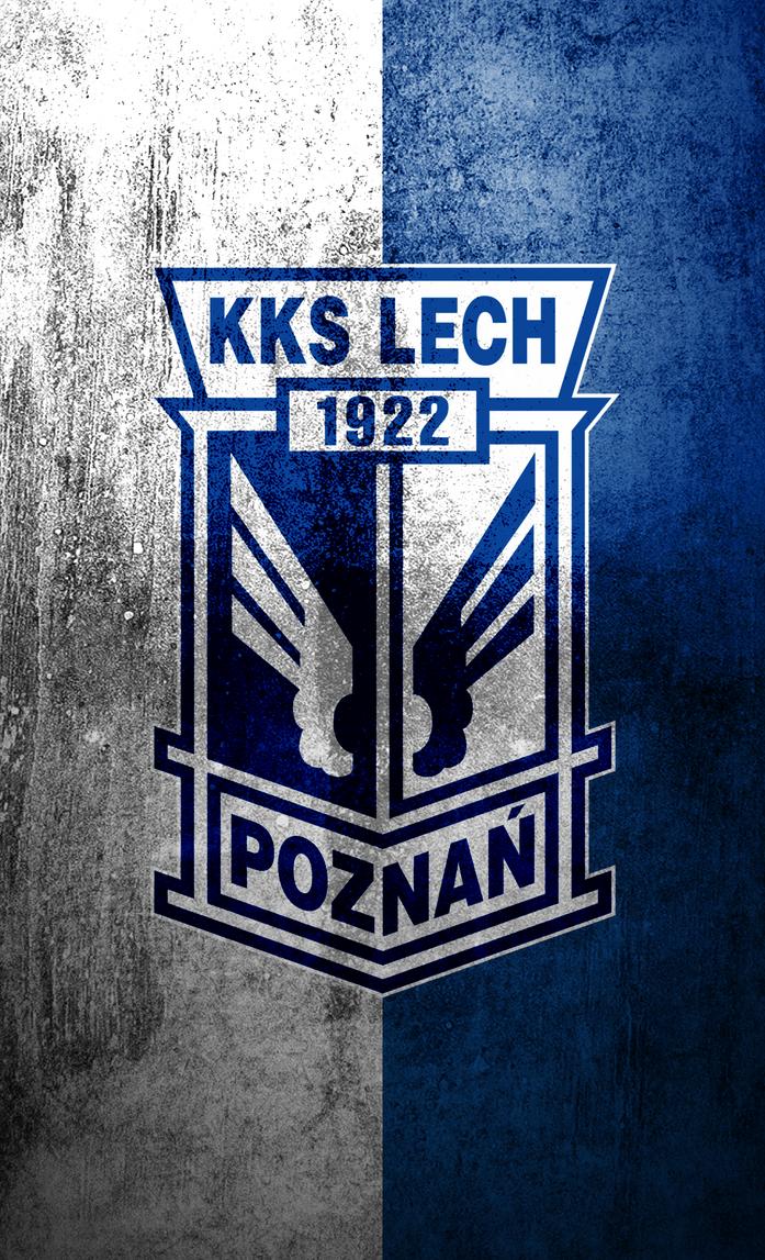 Lech Poznan Logo Mobile Wallpaper By Adik
