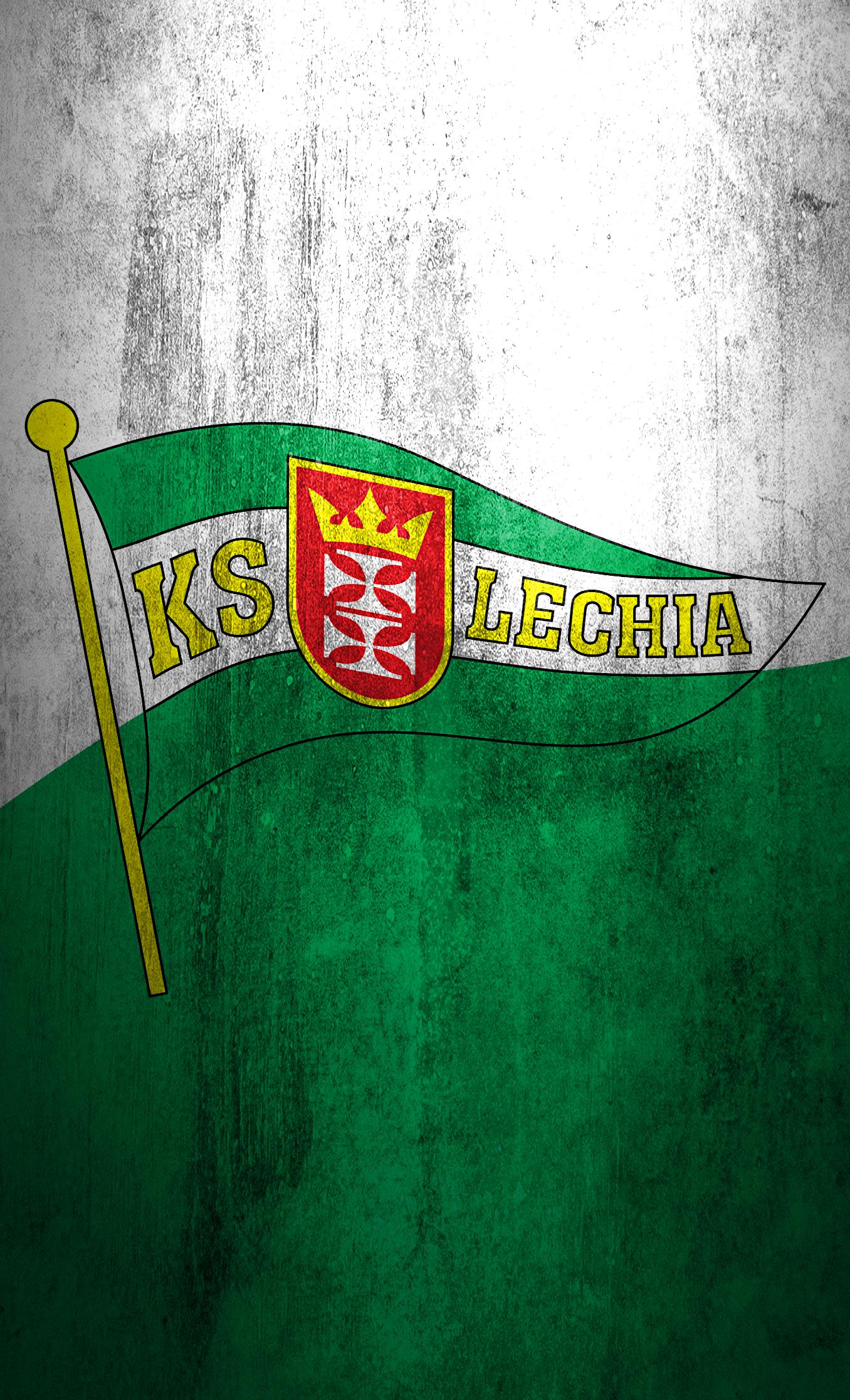 Lechia Gdansk logo mobile wallpaper by Adik1910 on DeviantArt