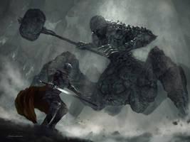 Old Warrior by satoruwada
