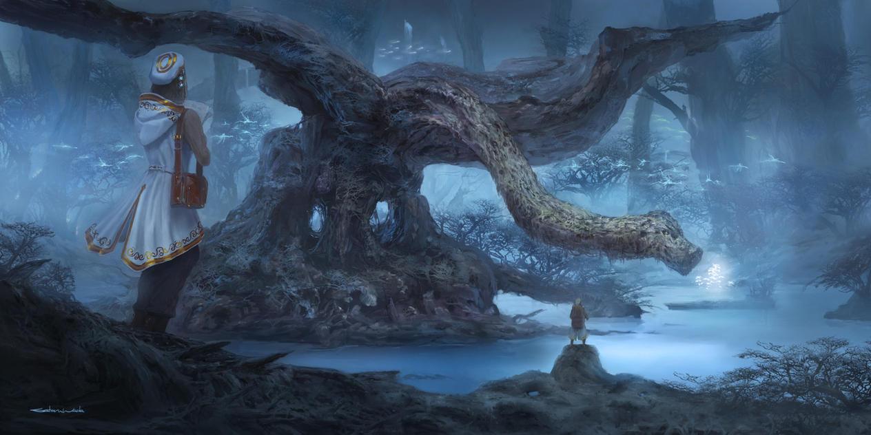 Dragon Haven by satoruwada