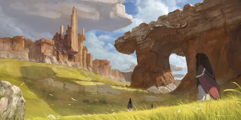 Journey by satoruwada