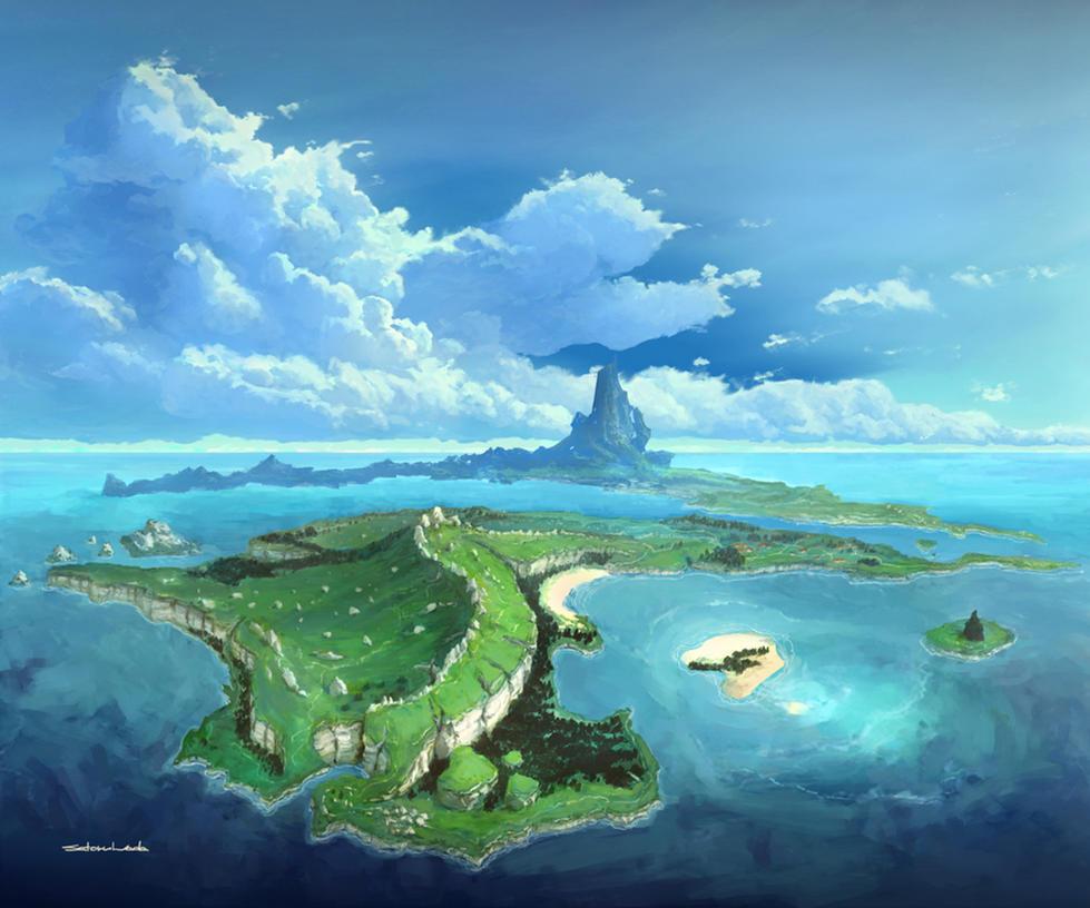 Island by satoruwada