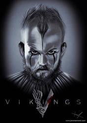 Floki (Vikings) by jeromemorel