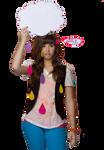 Demi Lovato - PNG 3