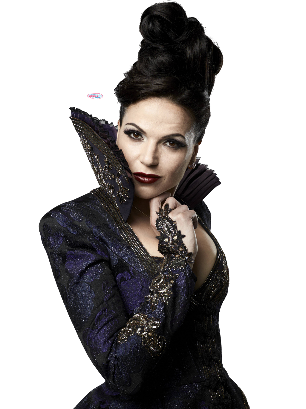 PNG: Evil Queen - Once upon a Time by LuanaF on DeviantArt