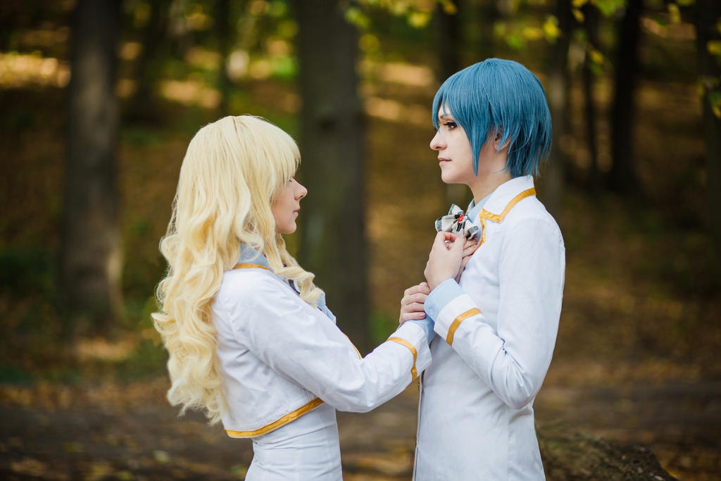 Strawberry Panic: One love, Two Hearts by anna-wind ...