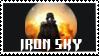 stamp Iron sky