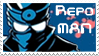 stamp Repo man by FrauWolfen