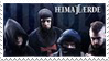 Stamp Heimataerde