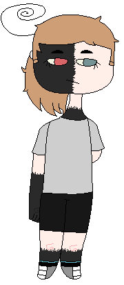 Kind Of A Redesign Of My Persona by BenesovaBa