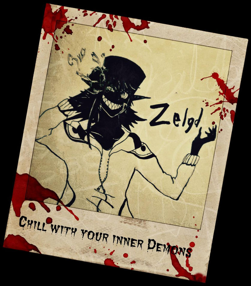 Chill with your inner Demons by Starboy3027