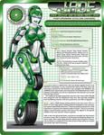 JADE (v002) - Cycloid Tech Specs