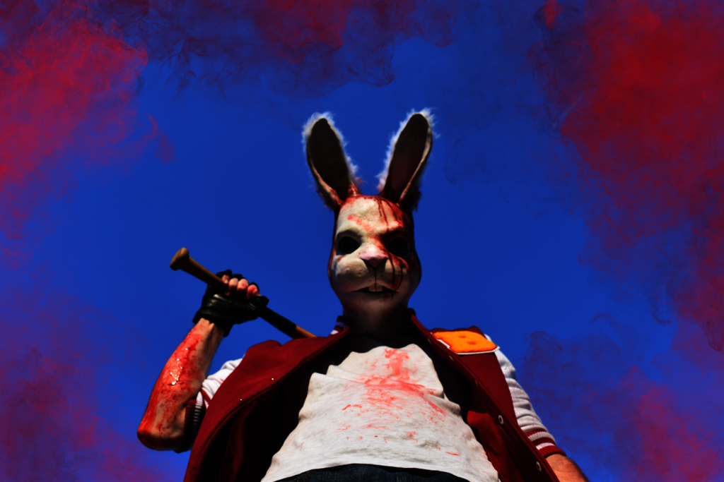 Hotline Miami Movie Concept The Execution by twister55555