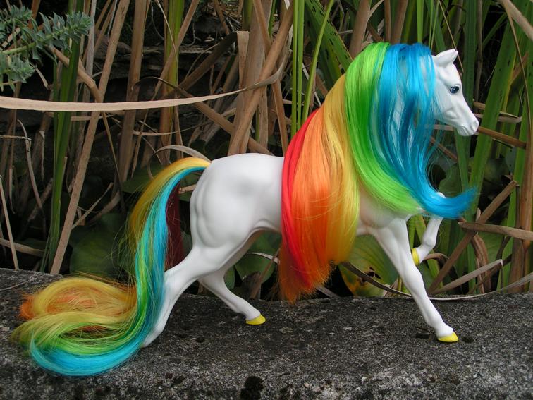 Rainbow brite Starlite Horse by Lilou-Lilou