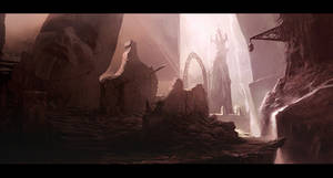 Gates by leventep