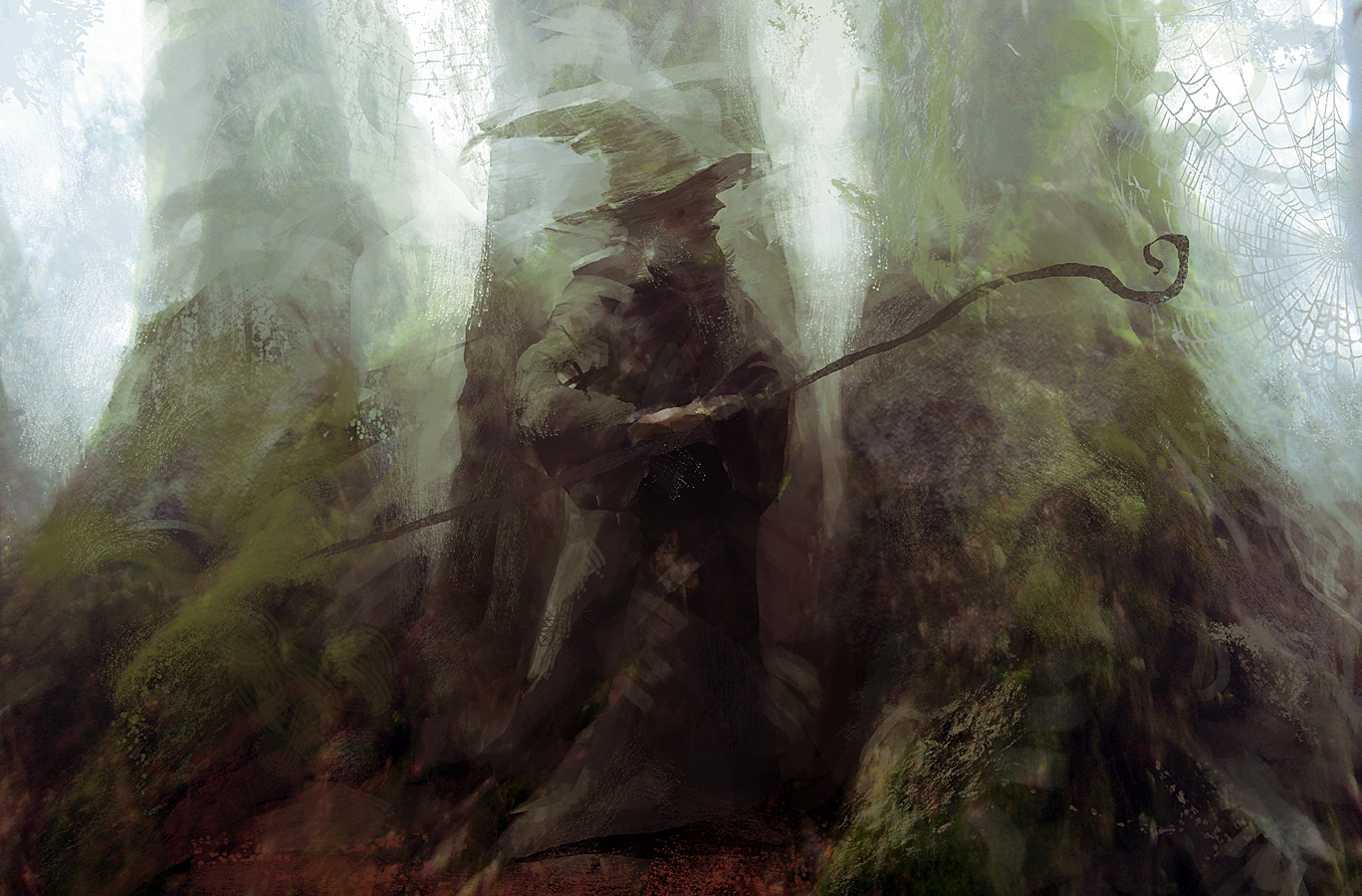Fantasy Wizard Background 1 Hd Wallpapers: Gandalf By Leventep On DeviantArt