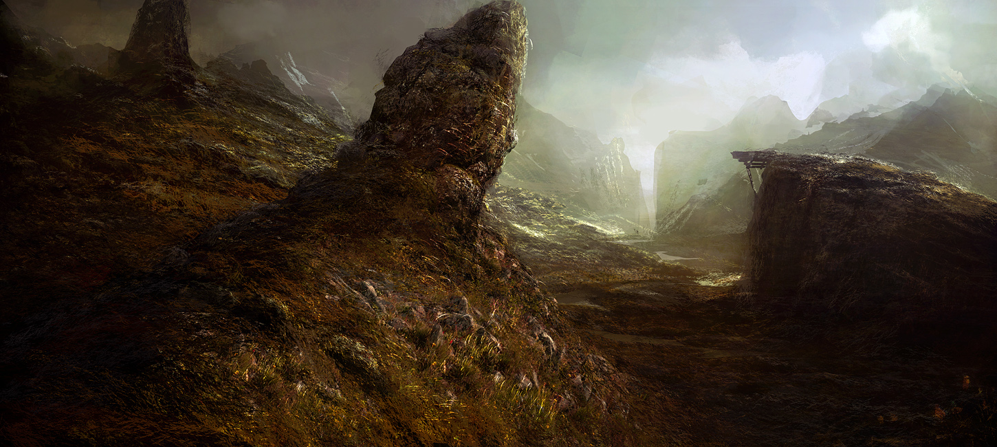 dying lands by leventep