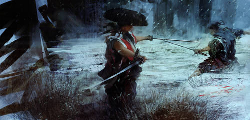 Legend of Musashi