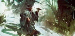 hunter scouting