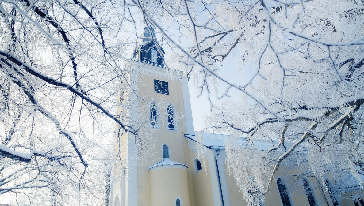 Ljungby StorKyrka by leventep