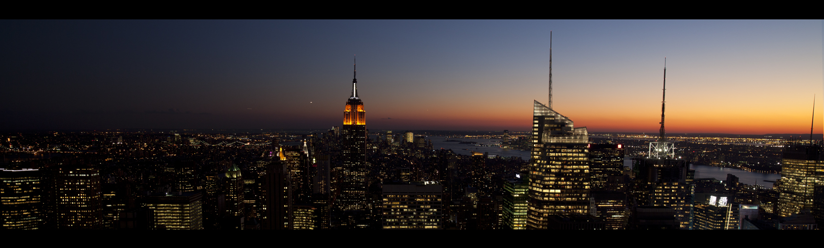 NY timelapse project by leventep