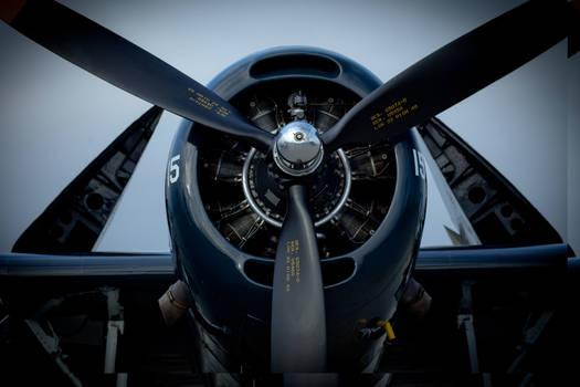 Fighter engine