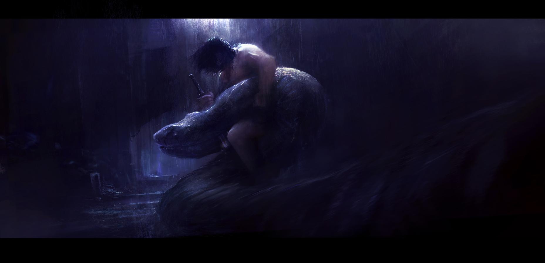 Conan the beast killer