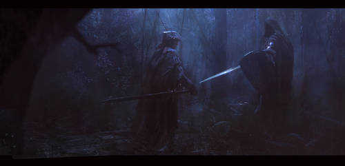 Knight's duell