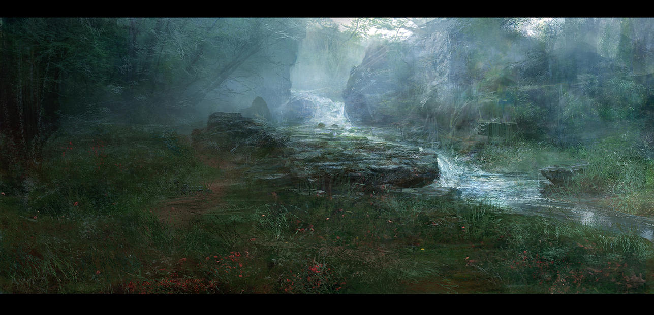 Ancient path by leventep