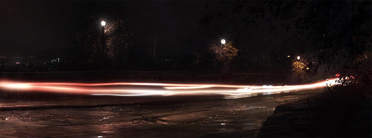 light streaker by leventep