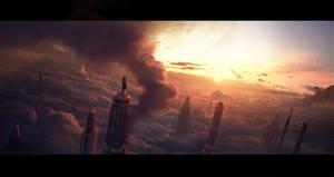 Diablo 3 end cinematic opening shot