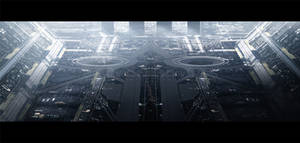 Space port city