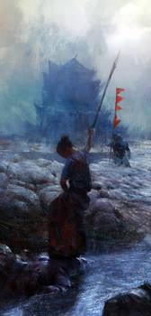 Samurai hunter