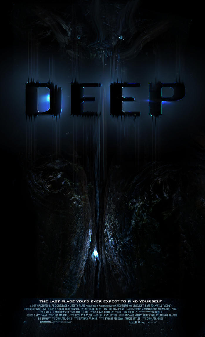 DEEP by leventep