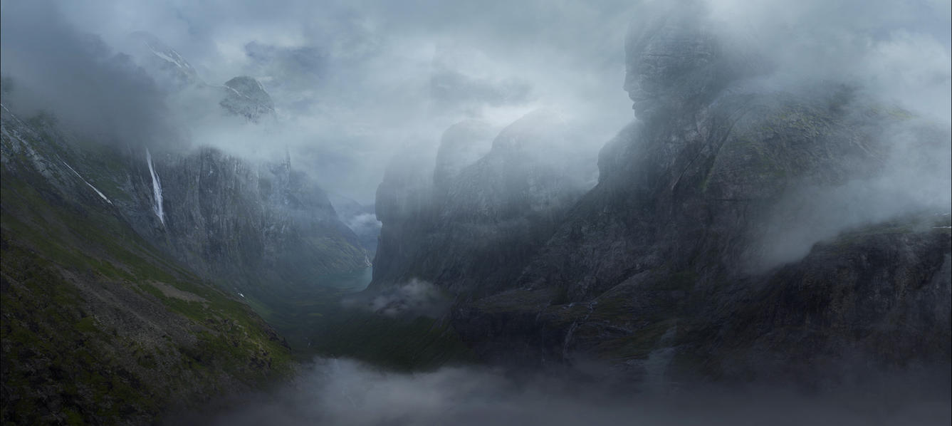 Mattepainting tutorial by leventep on deviantart mattepainting tutorial by leventep baditri Gallery