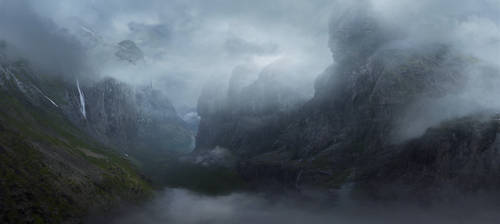 mattepainting tutorial by leventep
