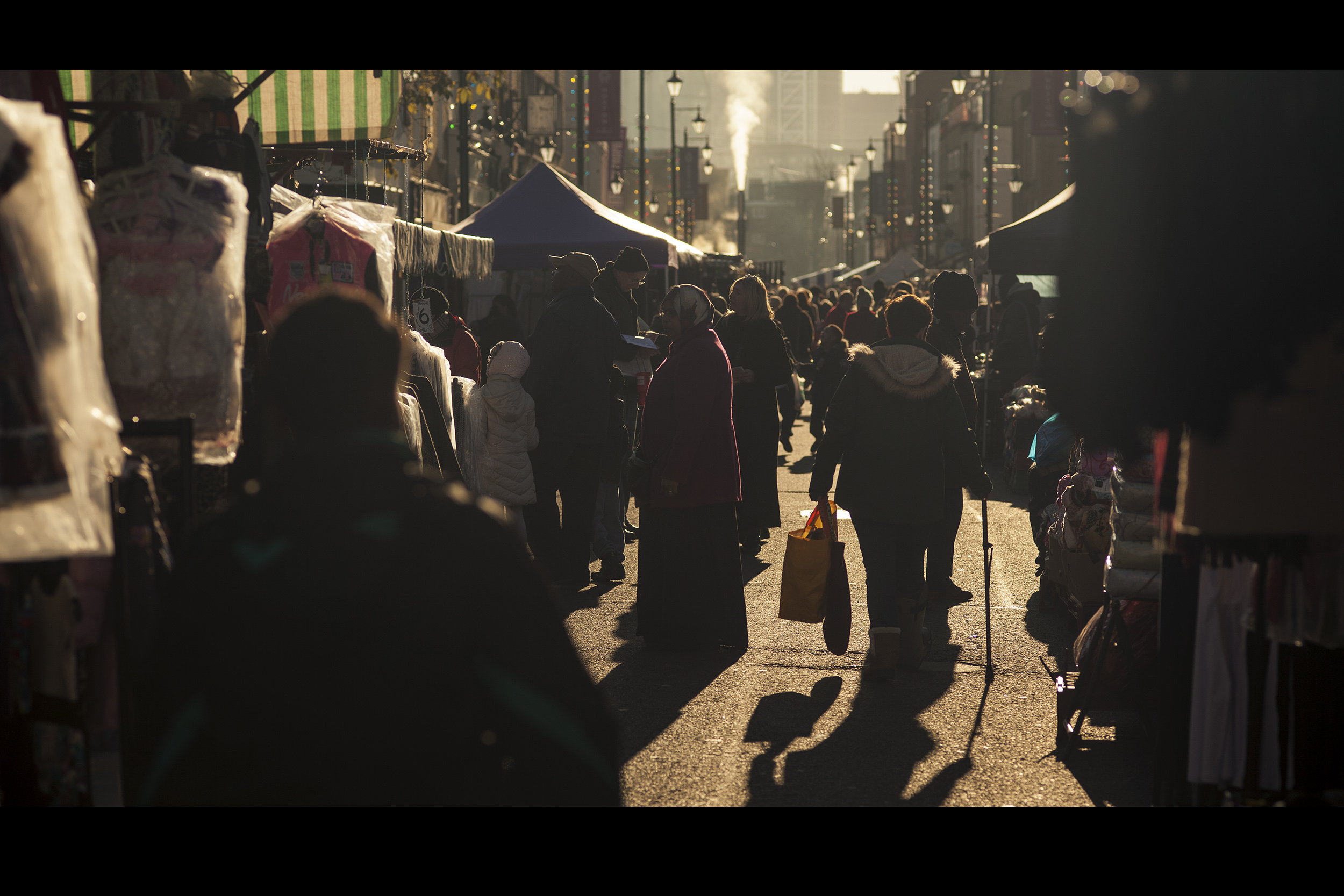 Hoxton street market by leventep