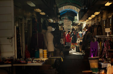 Malcolm shabazz street market NY by leventep